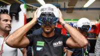 Manfaatkan Teknologi Supercanggih, Aprilia Ciptakan Helm Pintar DAQRI untuk Para Mekanik MotoGP