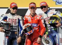 SPORTPEDIA: Di Kelas MotoGP, Casey Stoner Kalahkan Valentino Rossi di Phillip Island Australia