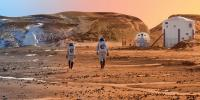 Terungkap Bukti Foto Permukaan Planet Mars yang Mirip Bumi!