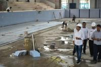 Demi Tingkatkan Prestasi Olahraga, Pemkab Purwakarta Bangun Arena Renang Senilai Rp19,7 Miliar