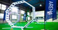 Wow! Perusahaan Ini Bikin Arena Khusus untuk Berlatih Drone