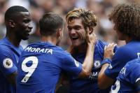 Usai Kalah di Liga Inggris, Chelsea Jadikan Roma sebagai Pelampiasan