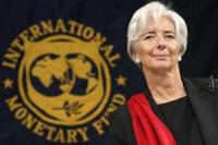 Janji Lagarde ke Menko Luhut: Dia Mau Berenang di Bali