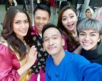 Akibat Candaan, Jessica Iskandar Berselisih Paham dengan Ruben Onsu?