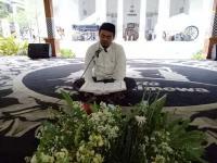 <i>Subhanallah</i>, Lantunan Ayat Alquran Mengema Setiap Pagi di Kantor Pemkab Purwakarta