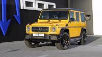 Modifikasi Mesin Mercedes-AMG G63, Tenaganya Makin Buas