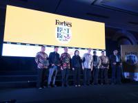 Raih Penghargaan Forbes, Media Nusantara Citra Berkomitmen Tingkatkan Performa