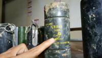 Astaga! Granat Aktif Buatan Pindad Ditemukan di Tempat Sampah