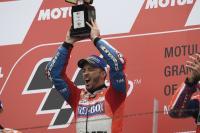Musim Lalu Gemilang, Dovizioso Optimis Kalahkan Marquez di MotoGP Australia 2017