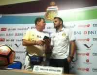 Jelang <i>Big Match</i> Melawan PSM Makassar, Skuad Bhayangkara FC Dipastikan Komplet