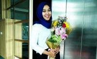 Keren! Jalani Kuliah dengan Tekun Antarkan Rachma Jadi Wisudawan Terbaik dengan IPK 3,98