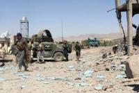 Serangan Taliban ke Markas Militer Afghanistan Tewaskan Setidaknya 43 Tentara