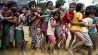 Kekurangan Makanan dan Air Bersih, UNICEF: Anak-Anak Rohingya Hidup Menyedihkan di Pengungsian