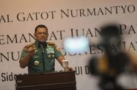 Soal Pilpres, PPP Tak Ingin Ganggu Panglima TNI dengan Urusan Politik