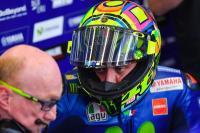 Gunakan Ban Medium, Valentino Rossi: Agaknya Ban <i>Soft</i> Lebih Menguntungkan