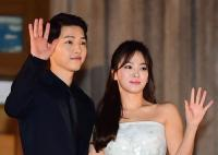 <i>Wih!</i> Song Joong Ki dan Song Hye Kyo Ingin Pernikahannya Berkonsep <i>Outdoor</i>