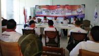 Bahas Verifikasi Faktual, DPW Partai Perindo Bali Gelar Rapat Konsolidasi
