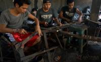 Ajaib! Warga Gorontalo Ciptakan Air Terjun dari Limbah Pabrik