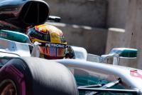 Hasil Kualifikasi GP Amerika Serikat 2017: Hamilton Rebut <i>Pole Position</i>, Vettel Membuntuti