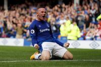 Manfaatkan Kelengahan Arsenal, Rooney Sukses Buka Keunggulan Tuan Rumah