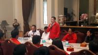 Titip Pesan kepada Penggawa Timnas Futsal Indonesia, Hary Tanoe: Percayalah Kalian Semua Bisa Juara AFF Futsal Champions