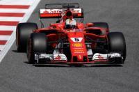 Kalah Bersaing dengan Mercedes, Vettel: Saya Tidak Dapat Mengimbangi Kecepatan Hamilton