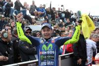Raih Podium 2 MotoGP Australia 2017, Rossi Berterima Kasih kepada Yamaha