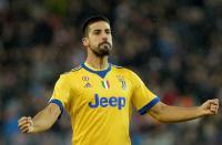 Bantu Juve Hajar Udinese 6-2, Khedira Senang Cetak <i>Hattrick</i> Pertamanya