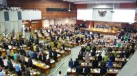 Skors Dicabut, Sidang Paripurna Pengesahan Perppu Ormas Dilanjutkan