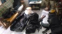 Selain 9 Pucuk Senjata, TNI-Polri Sita Ransel Serbu dan Gulungan Kabel di Rumah Terduga Teroris Tangerang