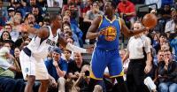 Hasil NBA Hari Ini: Warriors Benamkan Mavericks, Wizards Jaga Rekor Kemenangan