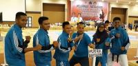 Bertarung di    Manado, 2 Taekwondoin Banyuasin Juara 3 Nasional