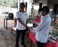 Pererat Silaturahmi, Perindo Sumatera Selatan Adakan Turnamen Voli