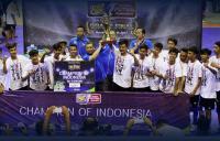 Grand Final Hydro Coco National Futsal Tournament 2017