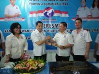 Resmikan Kantor DPW Perindo Sumut, Hary Tanoe Tegaskan Komitmen Berjuang Supaya Indonesia Maju