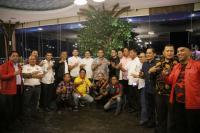 Pilkada Makassar, 9 Partai Solid Dukung Pasangan Danny Pomanto-Indira Mulyasari
