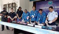 BNN Jateng Bongkar Penyelundupan Sabu di Sandal Wanita