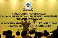 Golkar Ajukan Daniel Mutaqien Jadi Pendamping Ridwan Kamil, PPP: Belum Final