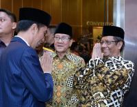 Presdien Jokowi Ingatkan Alumni HMI Tak Terjebak Kegiatan Rutinitas