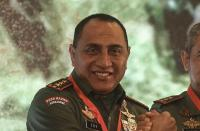 Resmi! Prabowo Tunjuk Pangkostrad Edy Rahmayadi sebagai Cagub Pilkada Sumatera Utara