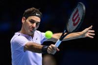 Jelang Duel di Semifinal ATP Finals 2017, Ini Kata Roger Federer dan David Goffin