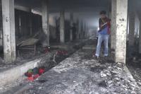 Pedagang Korban Kebakaran Pasar Grosir Aur Kuning Bukittinggi Tidak Direlokasi, Ini Alasannya