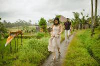 Ubud, Bali Bisa Jadi Destinasi Liburan Asyik saat Musim Hujan