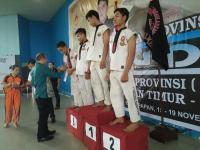 Samarinda Juara Umum Pra Porprov Kaltim Cabang Olahraga Tarung Derajat