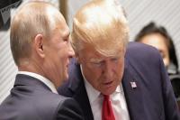 Putin Telefon Trump, Bahas Apa?