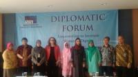 Bahas Kesetaraan Gender, Dubes Afghanistan: Perempuan Harus Menyadari Talenta & Potensi Mereka