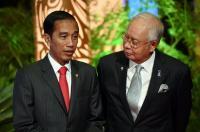 Presiden Jokowi dan PM Najib Bahas Penegasan Komitmen dan Krisis Korut di Kuching