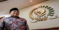 Ditanya Pergantian Ketua DPR, Akom: Saya Kira Tidak Elok, Pak Setnov Masih Ketua DPR, Biarkanlah..
