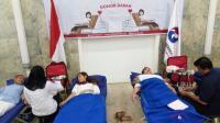 Kartini Perindo Gencar Bantu Masyarakat dengan Kegiatan Donor Darah