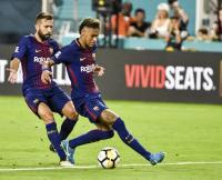 Jordi Alba: Tidak Perlu Berterima Kasih kepada Neymar